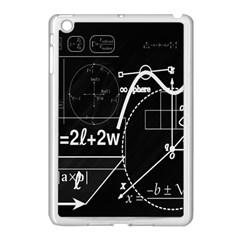 School Board  Apple Ipad Mini Case (white) by Valentinaart