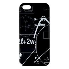 School Board  Apple Iphone 5 Premium Hardshell Case by Valentinaart