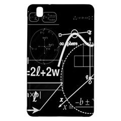 School Board  Samsung Galaxy Tab Pro 8 4 Hardshell Case by Valentinaart
