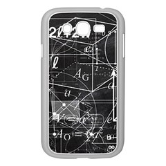 School Board  Samsung Galaxy Grand Duos I9082 Case (white) by Valentinaart