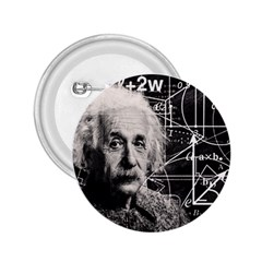 Albert Einstein 2 25  Buttons by Valentinaart