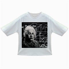 Albert Einstein Infant/toddler T Shirts by Valentinaart