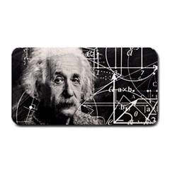 Albert Einstein Medium Bar Mats by Valentinaart