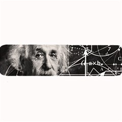 Albert Einstein Large Bar Mats by Valentinaart