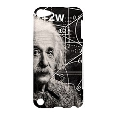 Albert Einstein Apple Ipod Touch 5 Hardshell Case by Valentinaart