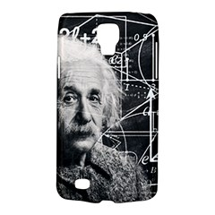 Albert Einstein Galaxy S4 Active by Valentinaart
