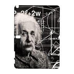 Albert Einstein Galaxy Note 1 by Valentinaart