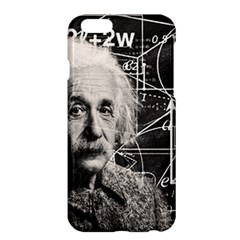 Albert Einstein Apple Iphone 6 Plus/6s Plus Hardshell Case by Valentinaart