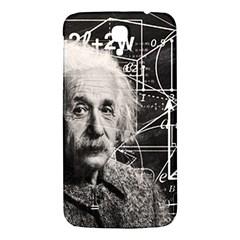 Albert Einstein Samsung Galaxy Mega I9200 Hardshell Back Case by Valentinaart