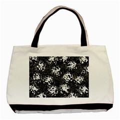 Pattern Basic Tote Bag by Valentinaart