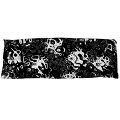 Pattern Body Pillow Case (dakimakura) by Valentinaart
