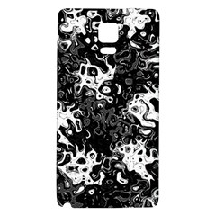 Pattern Galaxy Note 4 Back Case by Valentinaart
