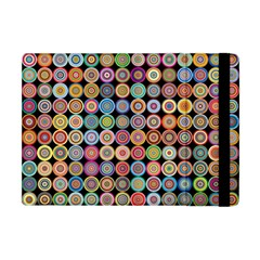 Pattern Apple Ipad Mini Flip Case by Valentinaart