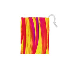Pattern Drawstring Pouches (xs)  by Valentinaart