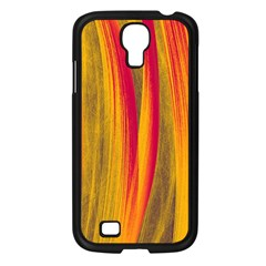 Pattern Samsung Galaxy S4 I9500/ I9505 Case (black) by Valentinaart