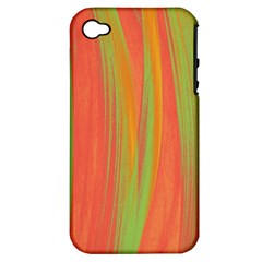 Pattern Apple Iphone 4/4s Hardshell Case (pc+silicone) by Valentinaart