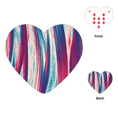 Pattern Playing Cards (heart)  by Valentinaart