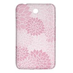 Floral Pattern Samsung Galaxy Tab 3 (7 ) P3200 Hardshell Case  by Valentinaart