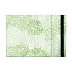 Floral Pattern Apple Ipad Mini Flip Case by Valentinaart