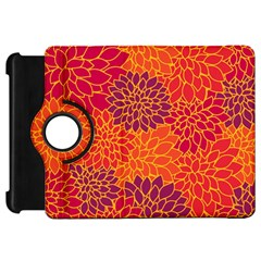 Floral Pattern Kindle Fire Hd 7  by Valentinaart