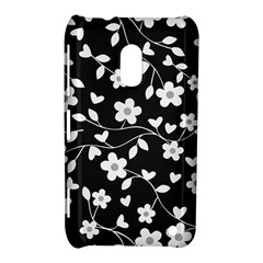 Floral Pattern Nokia Lumia 620 by Valentinaart