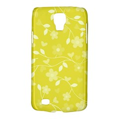 Floral Pattern Galaxy S4 Active by Valentinaart