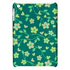 Floral Pattern Apple Ipad Mini Hardshell Case by Valentinaart