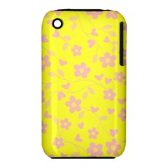 Floral Pattern Iphone 3s/3gs by Valentinaart