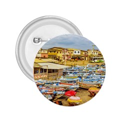 Engabao Beach At Guayas District Ecuador 2 25  Buttons by dflcprints