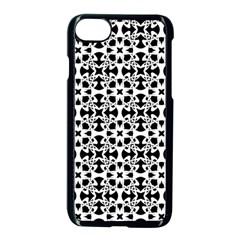 Pattern Apple Iphone 7 Seamless Case (black)