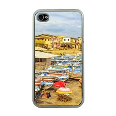 Engabao Beach At Guayas District Ecuador Apple Iphone 4 Case (clear) by dflcprints