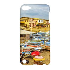Engabao Beach At Guayas District Ecuador Apple Ipod Touch 5 Hardshell Case by dflcprints