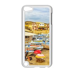 Engabao Beach At Guayas District Ecuador Apple Ipod Touch 5 Case (white) by dflcprints