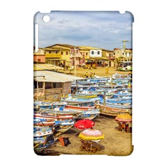 Engabao Beach At Guayas District Ecuador Apple Ipad Mini Hardshell Case (compatible With Smart Cover) by dflcprints