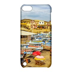 Engabao Beach At Guayas District Ecuador Apple Ipod Touch 5 Hardshell Case With Stand by dflcprints