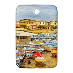 Engabao Beach At Guayas District Ecuador Samsung Galaxy Note 8 0 N5100 Hardshell Case  by dflcprints
