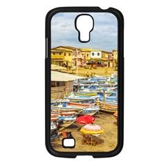 Engabao Beach At Guayas District Ecuador Samsung Galaxy S4 I9500/ I9505 Case (black) by dflcprints
