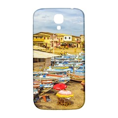 Engabao Beach At Guayas District Ecuador Samsung Galaxy S4 I9500/i9505  Hardshell Back Case by dflcprints