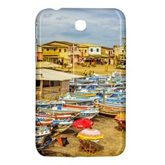 Engabao Beach At Guayas District Ecuador Samsung Galaxy Tab 3 (7 ) P3200 Hardshell Case  by dflcprints