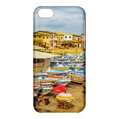 Engabao Beach At Guayas District Ecuador Apple Iphone 5c Hardshell Case by dflcprints