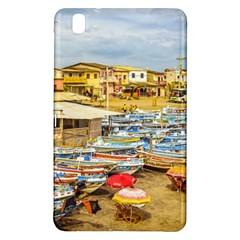Engabao Beach At Guayas District Ecuador Samsung Galaxy Tab Pro 8 4 Hardshell Case by dflcprints