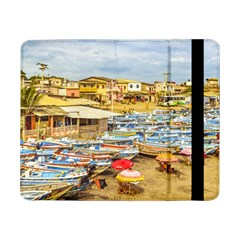 Engabao Beach At Guayas District Ecuador Samsung Galaxy Tab Pro 8 4  Flip Case by dflcprints