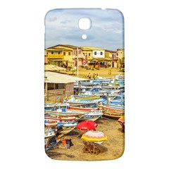 Engabao Beach At Guayas District Ecuador Samsung Galaxy Mega I9200 Hardshell Back Case by dflcprints