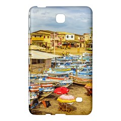 Engabao Beach At Guayas District Ecuador Samsung Galaxy Tab 4 (7 ) Hardshell Case  by dflcprints
