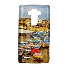 Engabao Beach At Guayas District Ecuador Lg G4 Hardshell Case by dflcprints