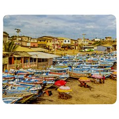 Engabao Beach At Guayas District Ecuador Jigsaw Puzzle Photo Stand (rectangular) by dflcprints