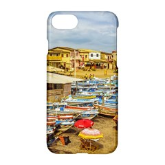 Engabao Beach At Guayas District Ecuador Apple Iphone 7 Hardshell Case by dflcprints