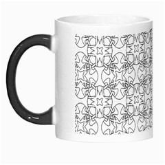 Pattern Morph Mugs by Valentinaart