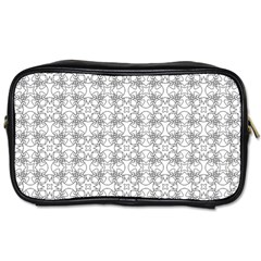 Pattern Toiletries Bags