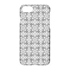 Pattern Apple Iphone 7 Hardshell Case by Valentinaart
